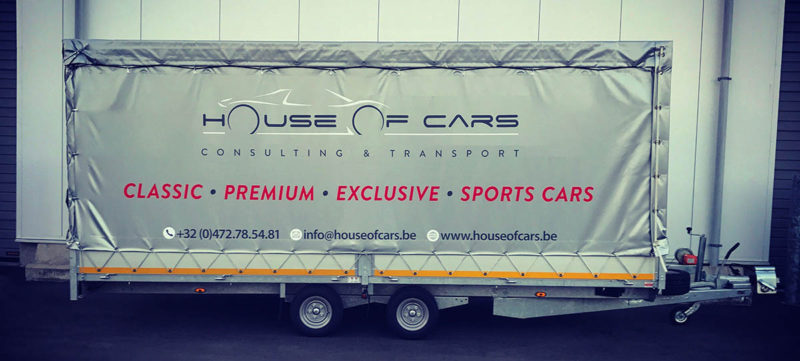 House of Cars - transport voiture